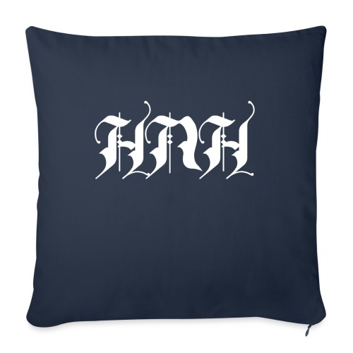 HNH APPAREL - Sofa pillow with filling 45cm x 45cm