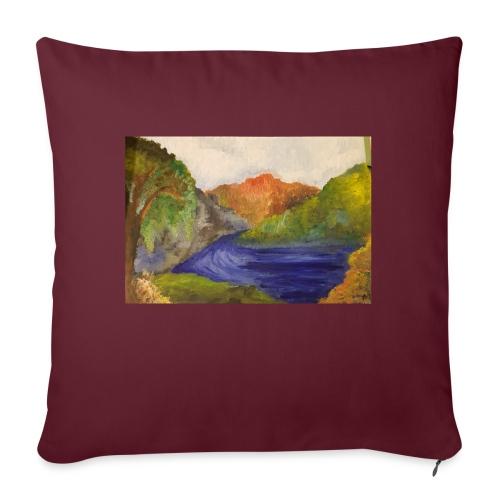 flo 1 - Sofa pillow with filling 45cm x 45cm