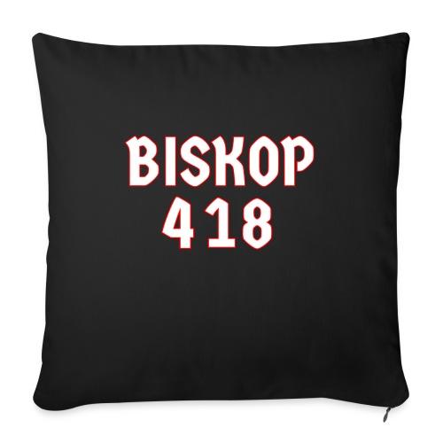 Biskop 418 - Soffkudde med stoppning 44 x 44 cm