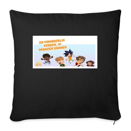 Kids_1 - Sofapude med fyld 44 x 44 cm