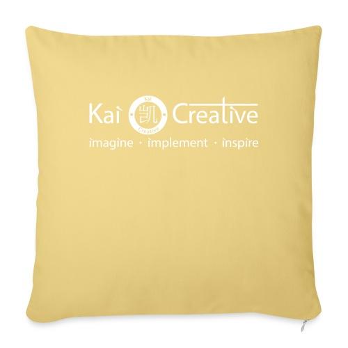 Classic Kai Creative Logo T-shirt - Sofa pillow with filling 45cm x 45cm