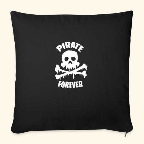pirate forever - Coussin et housse de 45 x 45 cm