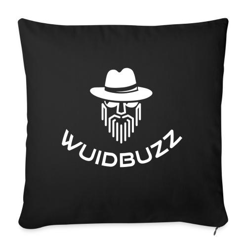 WUIDBUZZ | Mann | Unisex - Sofakissen mit Füllung 44 x 44 cm