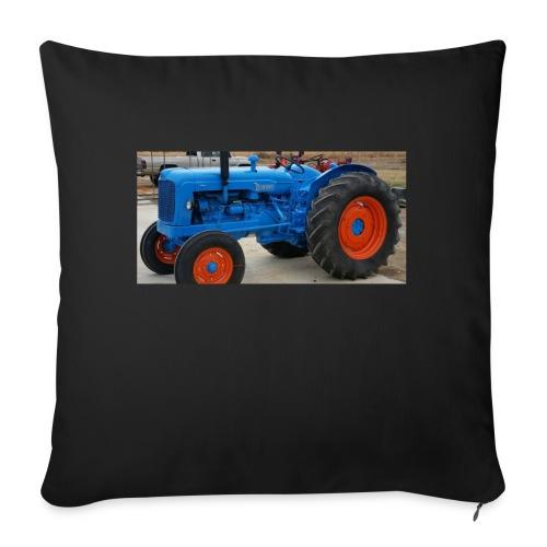 Traktor - Sofapude med fyld 44 x 44 cm