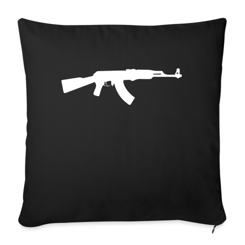 AK-47 - Sohvatyynyt täytteellä 44 x 44 cm