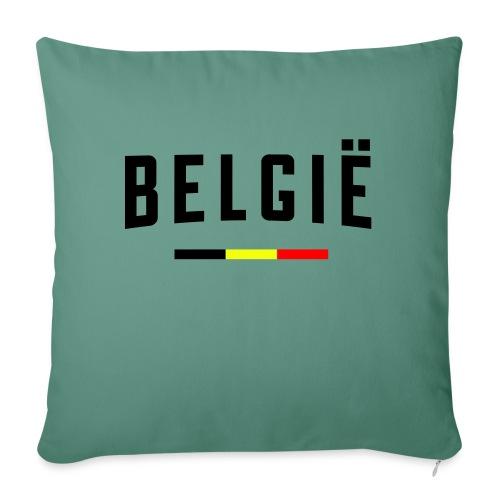 België - Belgique - Belgium - Coussin et housse de 45 x 45 cm