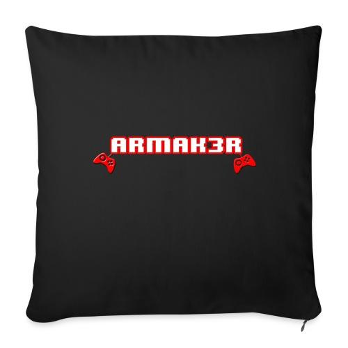 ARMAK3R 2nd Edition - Cuscino da divano 44 x 44 cm con riempimento