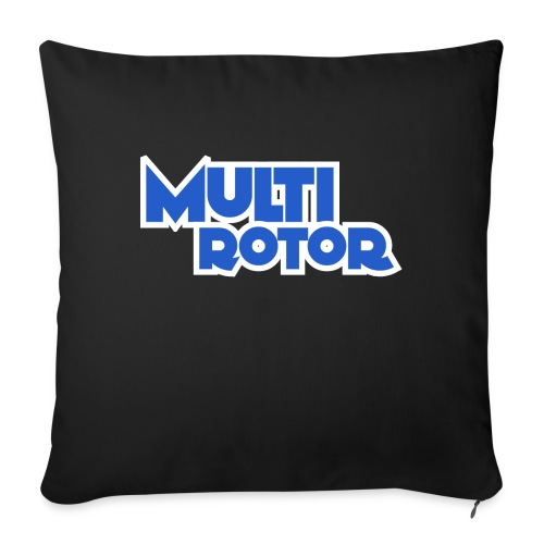 Multirotor - Sofa pillow with filling 45cm x 45cm