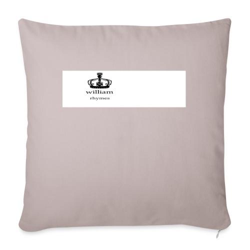 william - Sofa pillow with filling 45cm x 45cm
