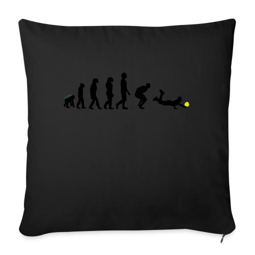 Evolution Defense - Cuscino da divano 44 x 44 cm con riempimento