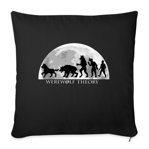 Werewolf Theory: The Change - Sofa pillow with filling 45cm x 45cm