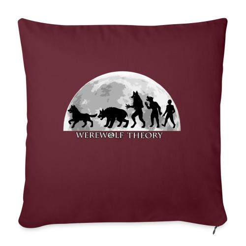 Werewolf Theory: The Change - Poduszka na kanapę z wkładem 44 x 44 cm
