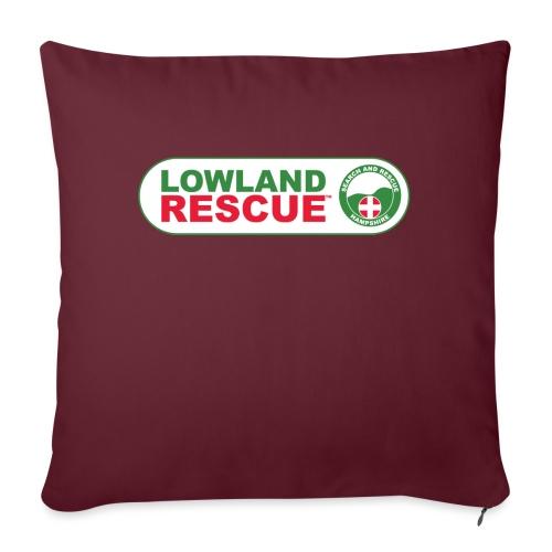 HANTSAR lozenge - Sofa pillow with filling 45cm x 45cm