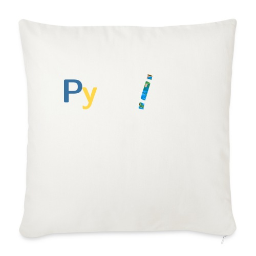 pytröll - Sofa pillow with filling 45cm x 45cm