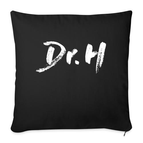 Sweat-Shirt Dr. H classique - Coussin et housse de 45 x 45 cm
