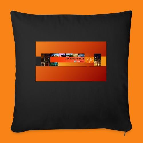 banner_youtube_blog - Cojín de sofá con relleno 44 x 44 cm