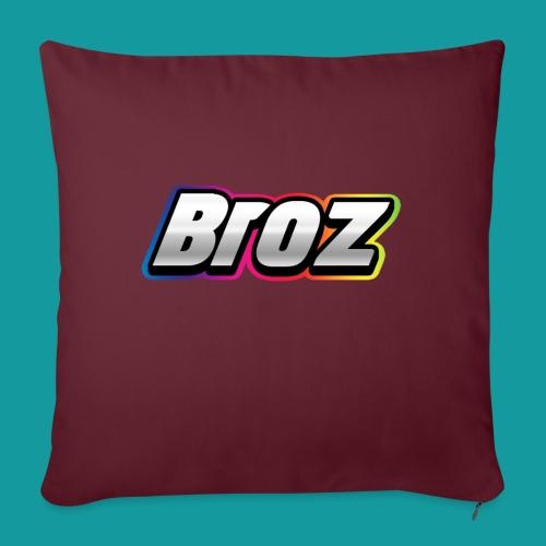 Broz - Bankkussen met vulling 44 x 44 cm