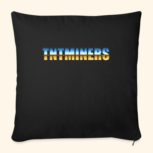 TntMiners annan färg 2 - Soffkudde med stoppning 44 x 44 cm
