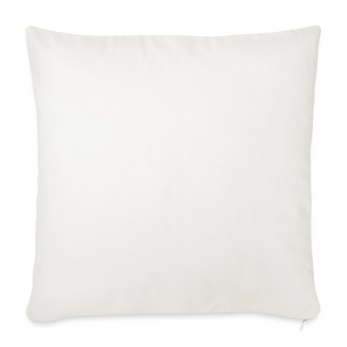 Horror PROUT - white - Sofa pillow with filling 45cm x 45cm