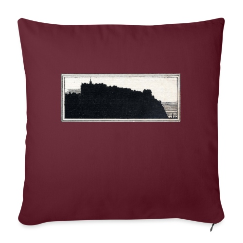 back page image - Sofa pillow with filling 45cm x 45cm