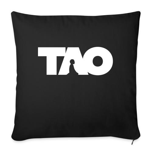 Tao meditation - Coussin et housse de 45 x 45 cm