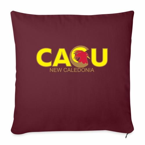 Cagu New Caldeonia - Coussin et housse de 45 x 45 cm
