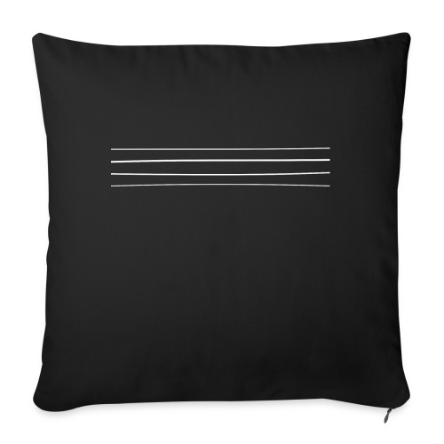 Re-entrant Mens Red Tshirt - Sofa pillow with filling 45cm x 45cm