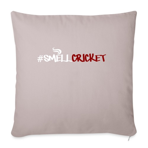SmellCricket16 - Sofa pillow with filling 45cm x 45cm