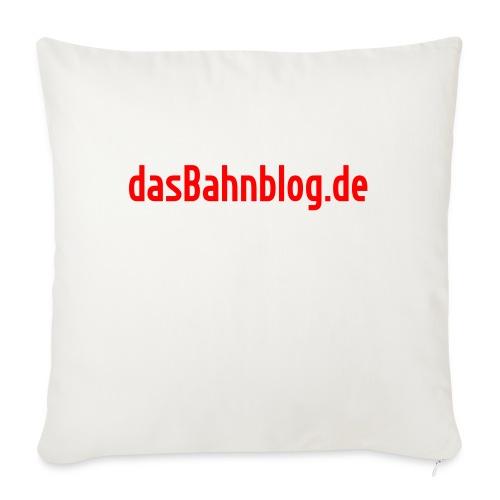 dasBahnblog de - Sofakissen mit Füllung 44 x 44 cm