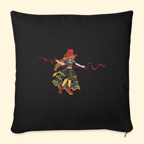 Ladybird - La célèbre uchronaute - Coussin et housse de 45 x 45 cm