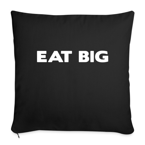 eatbig - Sofa pillow with filling 45cm x 45cm