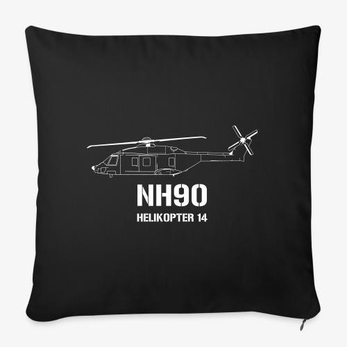 Helikopter 14 - NH 90 - Soffkudde med stoppning 44 x 44 cm
