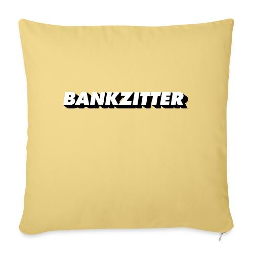 bankzitter - Coussin et housse de 45 x 45 cm