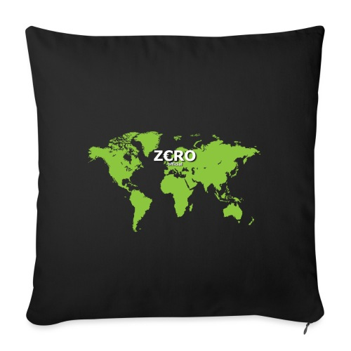 World Z€RO official - Sofa pillow with filling 45cm x 45cm