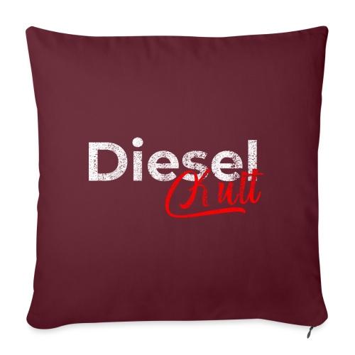 Dieselkult by Dieselholics I Für Diesel Freunde - Sofakissen mit Füllung 44 x 44 cm