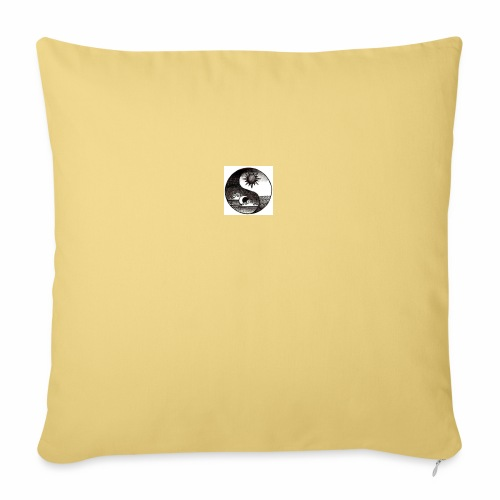 SUN AND MOON - Sofa pillow with filling 45cm x 45cm
