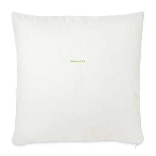 deathnumtv - Sofa pillow with filling 45cm x 45cm