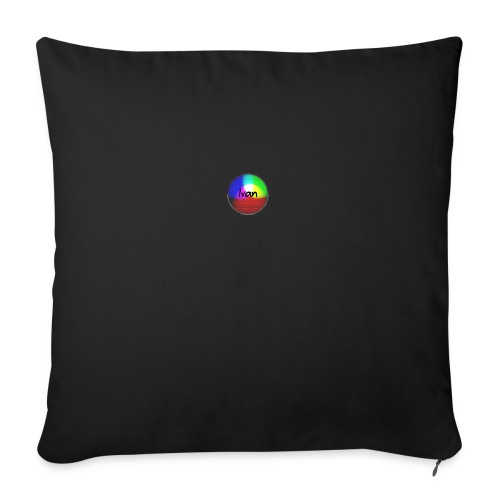 Ivan plays - Sofa pillow with filling 45cm x 45cm