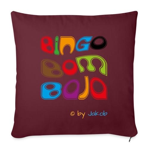 Bingobombaja - Sofakissen mit Füllung 44 x 44 cm