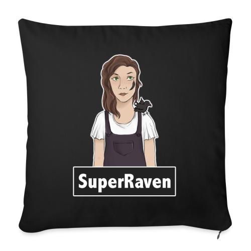 SuperRaven - Sofa pillow with filling 45cm x 45cm