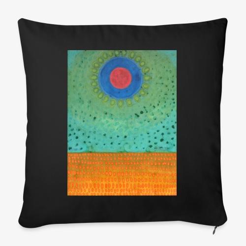 Noc Nad Pustynią - Poduszka na kanapę z wkładem 44 x 44 cm