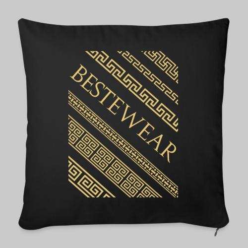 #Bestewear - Gold Chain´s - Sofakissen mit Füllung 44 x 44 cm