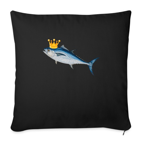 OFFICIAL KING TUNA MERCH - Sofa pillow with filling 45cm x 45cm