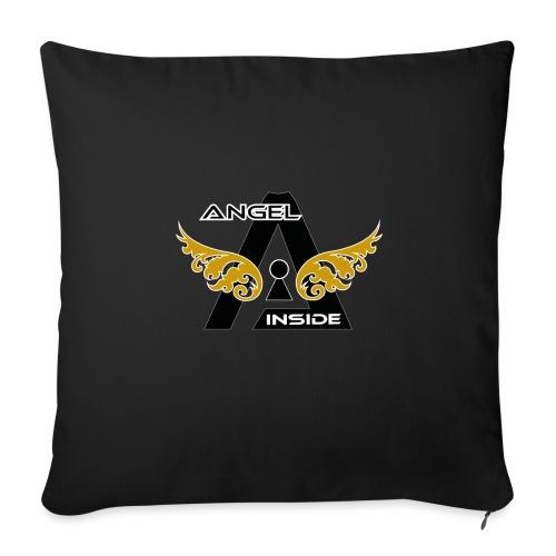ANGEL INSIDE2-01 - Cuscino da divano 44 x 44 cm con riempimento