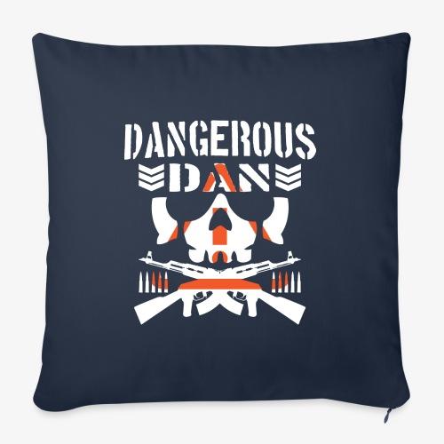 Dangerous Dan - Sofa pillow with filling 45cm x 45cm