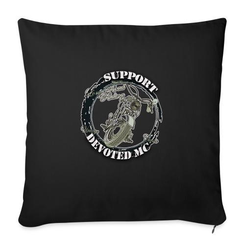T-Shirt DEVOTEDMC SUPPORTSHOP10007 - Sofapute med fylling 44 x 44 cm