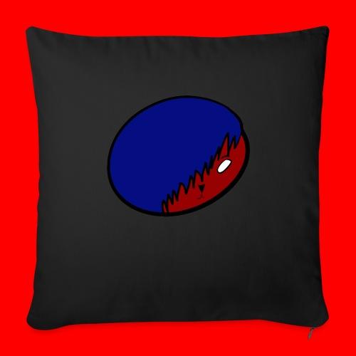 Hero Logo - Sofapute med fylling 44 x 44 cm