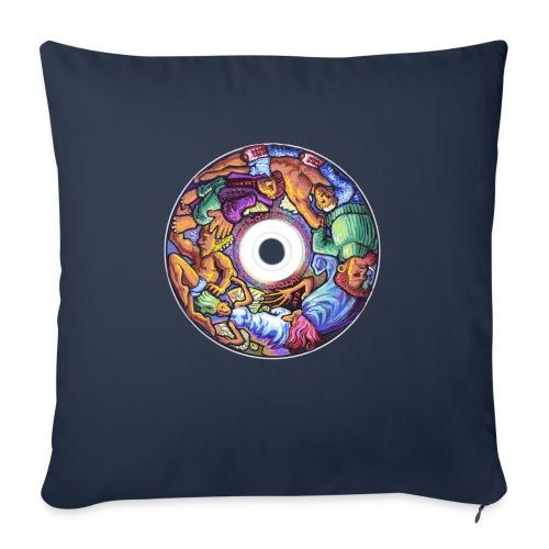 CD - Cuscino da divano 44 x 44 cm con riempimento