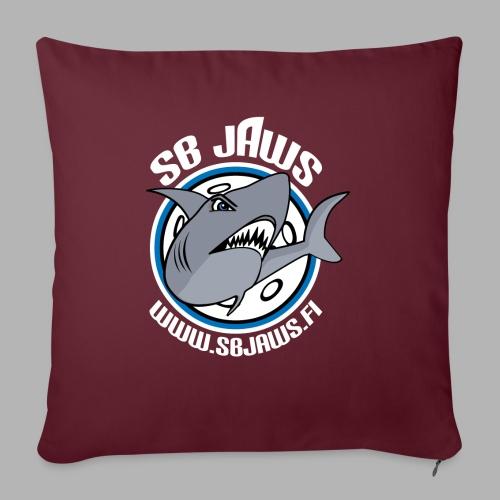 SB JAWS - Sohvatyynyt täytteellä 44 x 44 cm