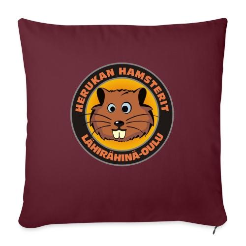Herukan Hamsterit - Sohvatyynyt täytteellä 44 x 44 cm